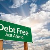 Nothing is better than being debt free.