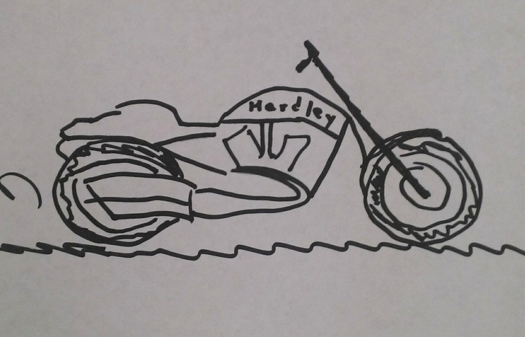 hardley affordable motorcycle
