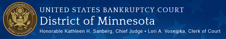 Minnesota Bankruptcy Court