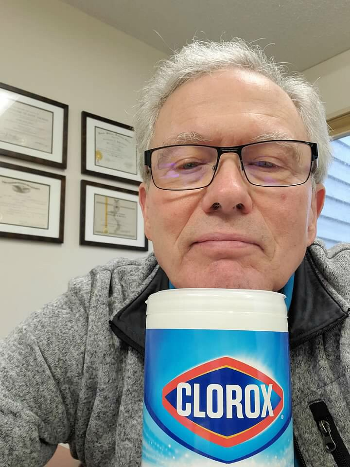 clorox lawyer