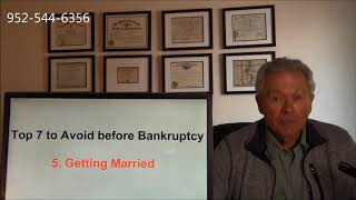 Things to Avoid Before Bankruptcy: Item 5
